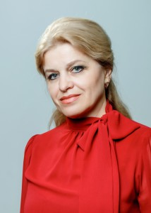 Заместитель директора по воспитательной и идеологической работе Майя Францевна Иванова